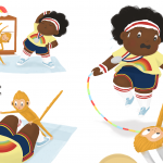 athlete, African-American athletes, Gender Neutral, and Animals