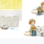 a dog-friendhsip story and A little girl whose imagination comes to life