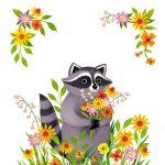 flowers, adorable animal, Environment/Nature, and gardens & nature
