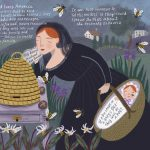 bees, honey, American folklore, Colonial America, and American History