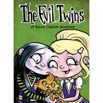graphic novel, twins, monsters, and witches