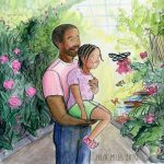 Fathers and children, fathers and daughters, and father's love