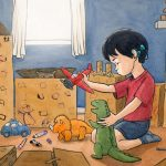 Childhood Imagination and deafness