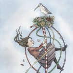 Maypole Dance, Action/Adventure Children's Story, childrens book, and childrens characters