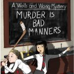 Book series, murder mystery, BOARDING SCHOOL, schoolgirls, and young detectives