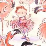 flamingos and Ballet
