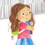 first day of school, Emotions & Feelings, classrooms, and little girl