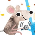 mice, Cat and Mouse, Gardening, and Bikes