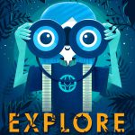 explorer girl, Action-adventure, and curious kids