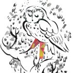 #owl, bird, funny, and animal in clothes