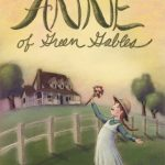 Anne of Green Gables and book cover