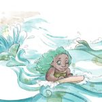 Enchanted and preschool picture book