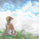 dragon and grief and loss