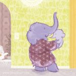 baby, baby book, cute elephant, Baby Elephant, bedtime, Bedtime Story, and parenthood