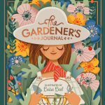 children's gardening, flowers, and journal