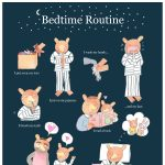 bedtime routine, At Night, and bedtime book