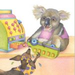 tantrums, kangaroos, Positive Parenting, Koala, and siblings