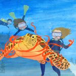 clean oceans, sea turtles, and Care for the Environment