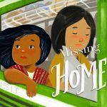 immigration, leaving home, new home, and train car