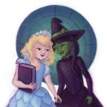 Wicked Witch of the West and Musical Theater