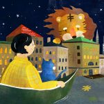 #Children's book, Editorial Illustration, and dreamy