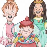 childrens humor and Halloween picture book