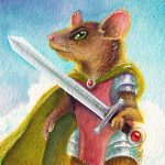 mice, sword, and Action Adventure