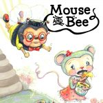 bee, #mouse, honeybee, thief, beehive, and Friendship