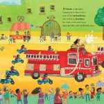 children picture book rhyme colorful illustrations and children's picture book