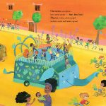 children picture book rhyme colorful illustrations, childrens picture book, children's picture books, and bilingual