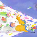 cute monsters, Animal story, and a picture book