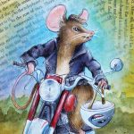 mice and Motorcycle