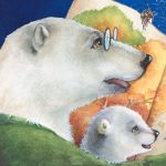 polar bears, reading, Musical Storytelling, and field mouse