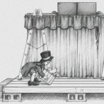 Theater, boy, and Childhood Imagination