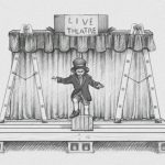 boy, Theater, and Childhood Imagination