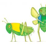 crickets, Grasshoppers, rhythm, and Wheels on the Bus