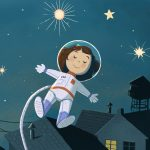 astronaut, childhood dreams, and Stars