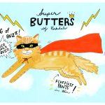 superhero, Animals: cats, and   cute pets