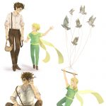 The Little Prince, character design, and pilot