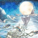 children fantasy and Inuit folk tale