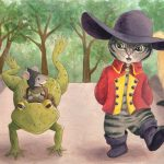 Puss in Boots, frog, and Adventure Fantasy