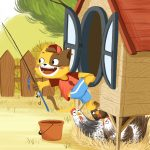 children picture book rhyme colorful illustrations