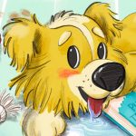 Dogs, Animal, Pets, Picturebook, and  Illustration