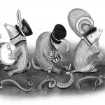marching band and mole