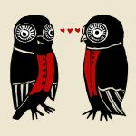 animal friends,  love, and penguin