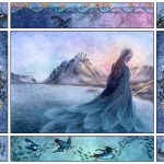 selkie, Arctic, Ringed Seal, fairy tale, faerie tale, and Norway