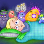 cute monsters, emotional intelligence, children's emotions, and child development