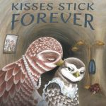 adorable owl, mother daughter relationship, Mother Daughter, cute owl, kisses, birds, and anthropomorphic animals
