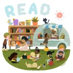 and Reading and Store