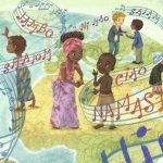 Around the World, Earth, hello, greeting, Diversity, and Friendship